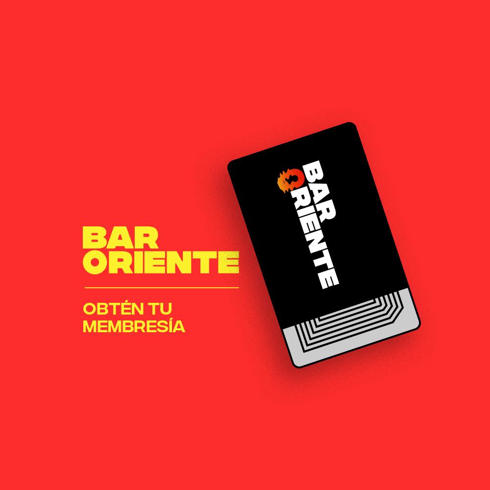 Membresía Oriente